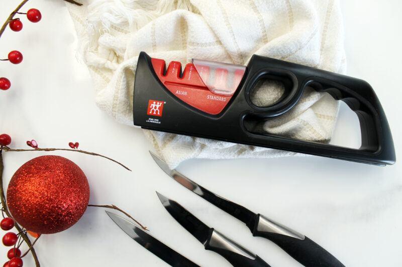 zwilling 4-stage ceramic knife sharpener