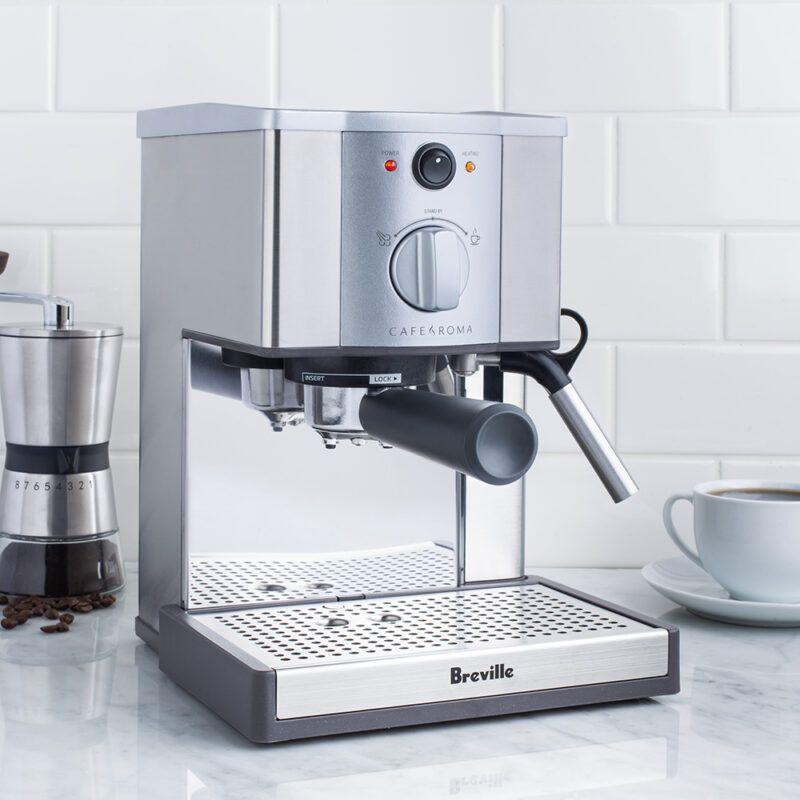 61058 Breville Cafe Roma Espresso Maker