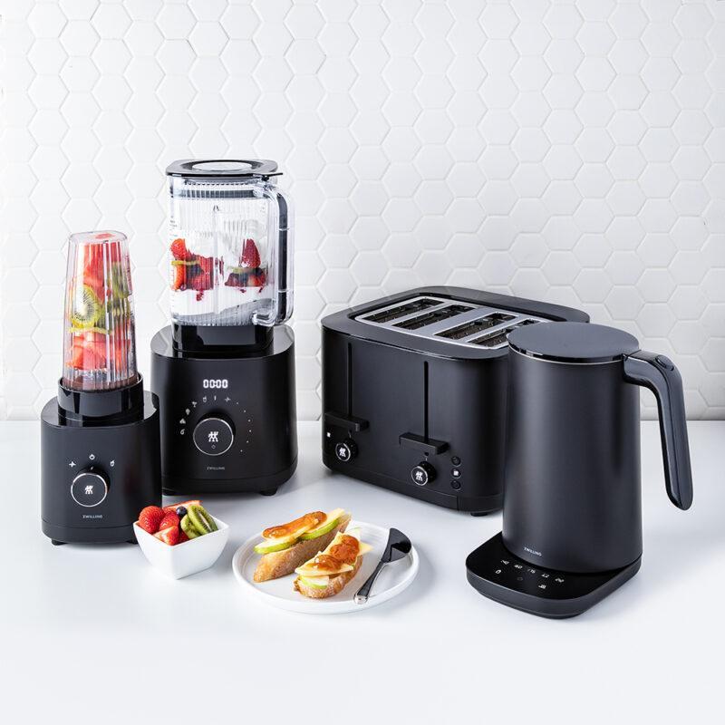 Zwilling Enfinigy Appliances in Matte Black