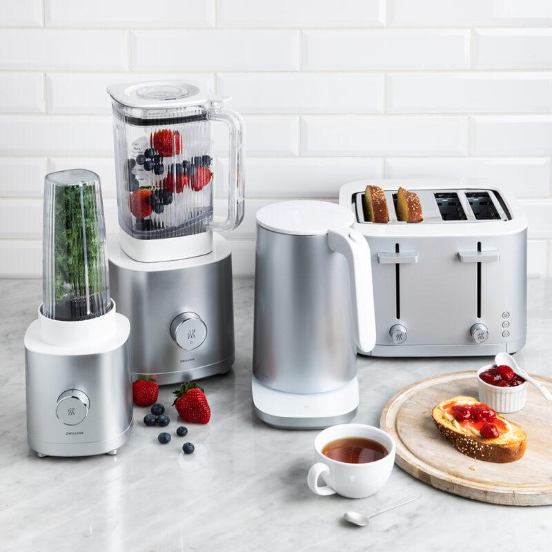Zwilling Enfinigy Appliances in Silver